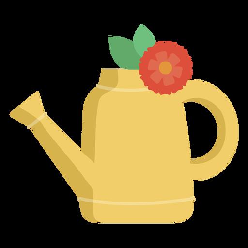 Cubo de agua de jardinería