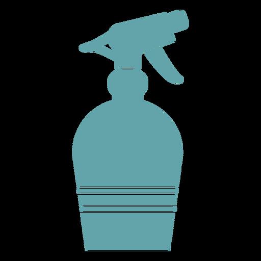 Gardening water spray silhouette Transparent PNG