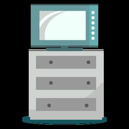 Hospital tv cabinet