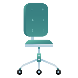 Ruedas de silla de hospital