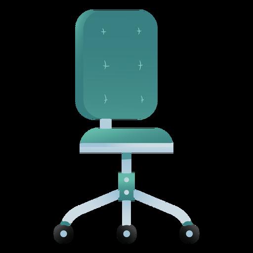 Hospital chair wheels