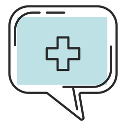 Hospital medical sign