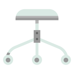 Hospital wheels chair