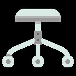 Silla de ruedas de hospital