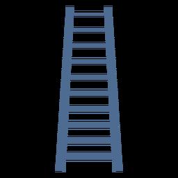 Escalera silueta simple