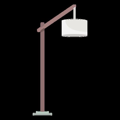 Muebles de pantalla de lámpara de colores