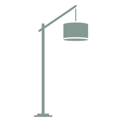 Lamp shade furniture silhouette Transparent PNG
