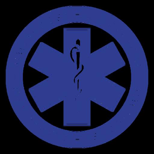 El paramédico siempre es la primera insignia