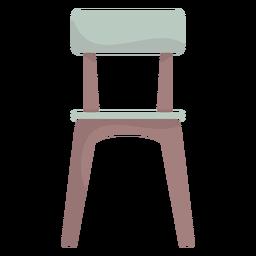 Bonita silla de color