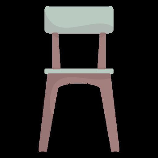 Cadeira bonita colorida