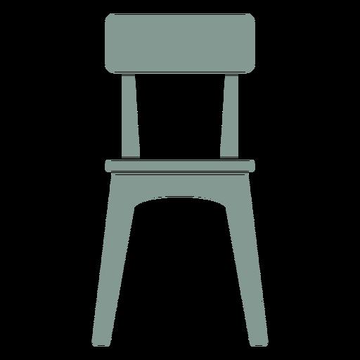 Pretty chair silhouette
