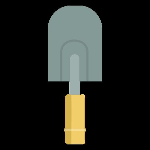 Simple gardening shovel Transparent PNG