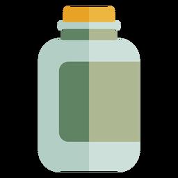 Hospital de contenedores de botellas anchas