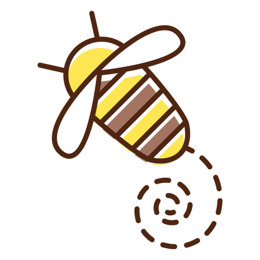 Bee cute insect