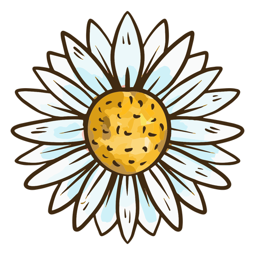 Bonita flor simples