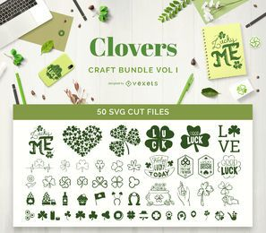 Clovers Craft Bundle Vol I