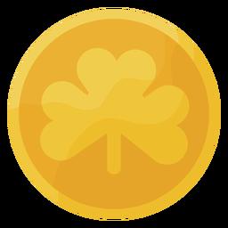 Moneda genial de san patricio