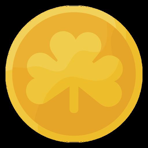Cool moneda de san patricio