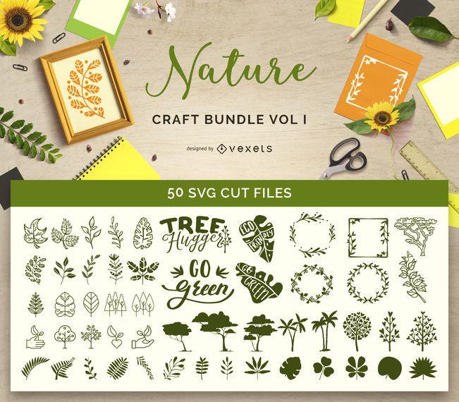Paquete de naturaleza Vol I