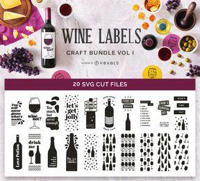 Pacote de vinhos Vol I