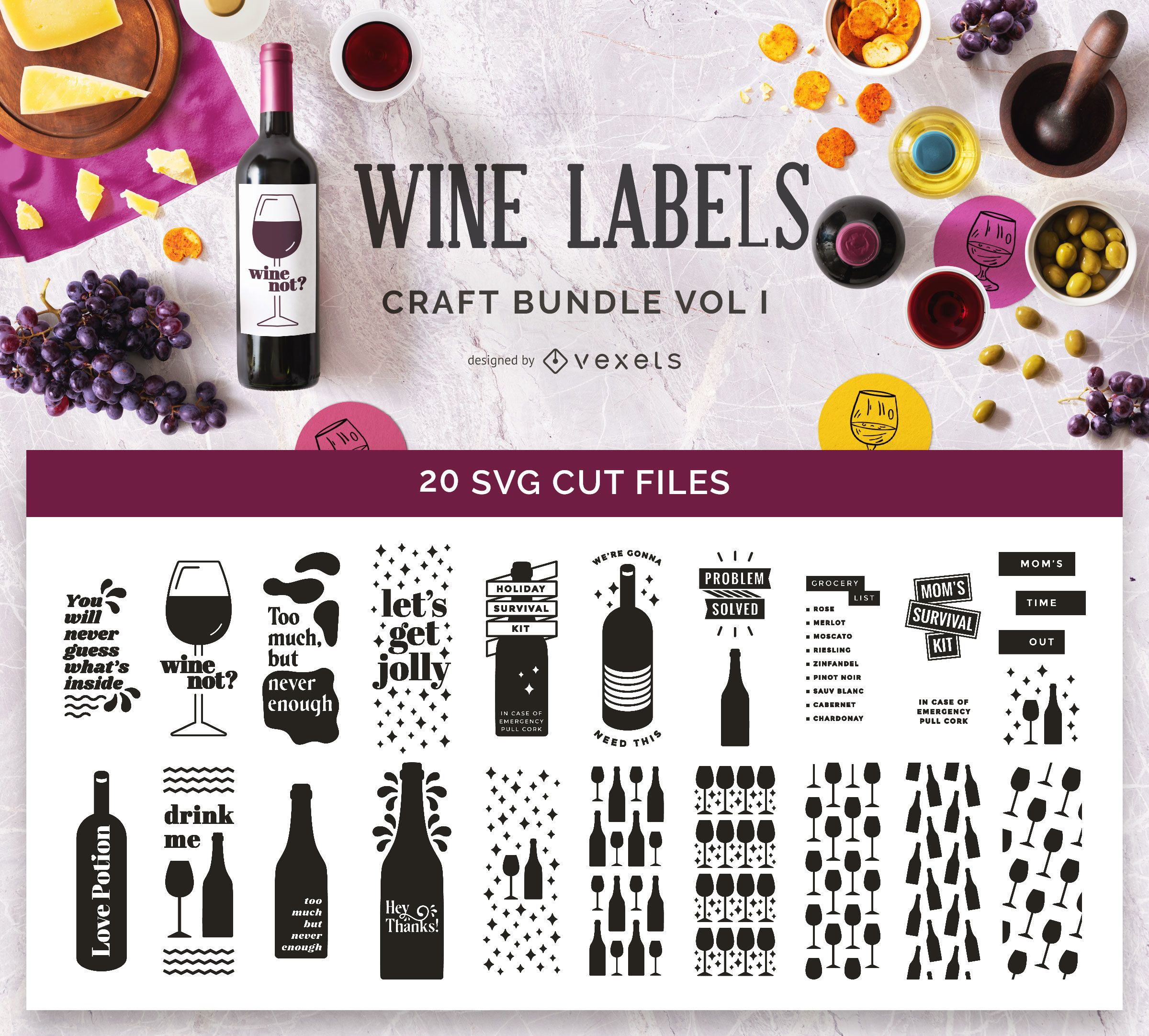 Wine Bundle Vol I