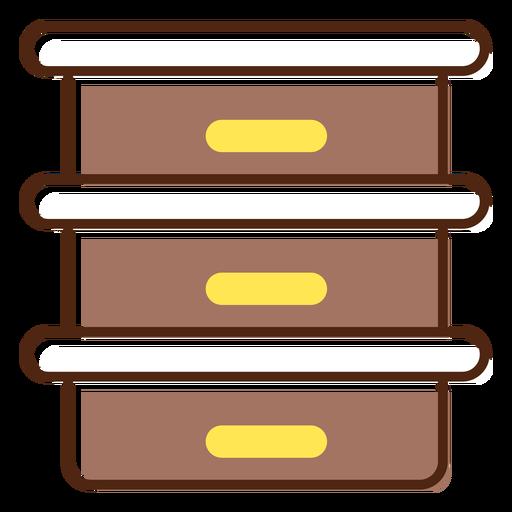 Icon honey element Transparent PNG
