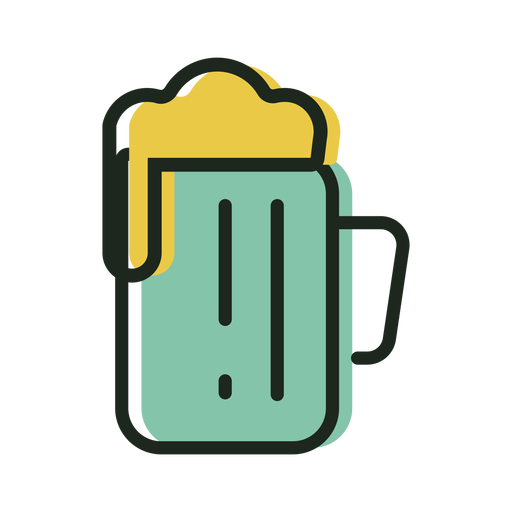 Icon st patrick beer