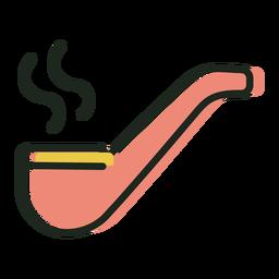 Icon smoke pipe