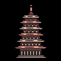 Elemento de la arquitectura coreana