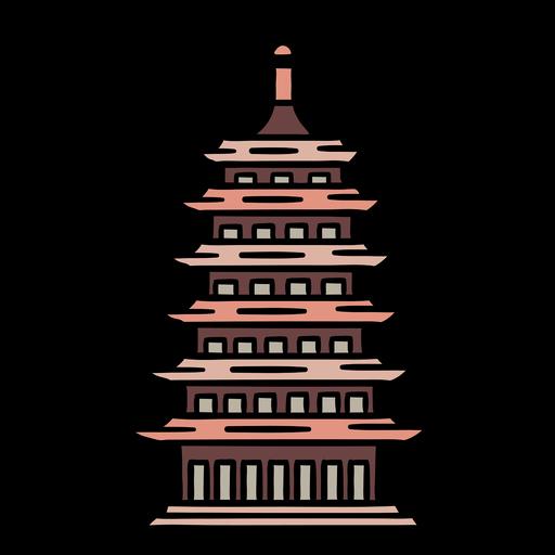 Korean architecture element Transparent PNG
