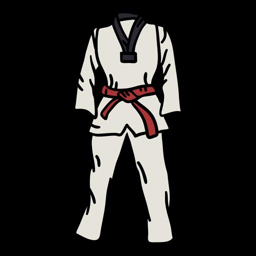 Korean taekwondo element