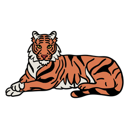 Elemento tigre coreano
