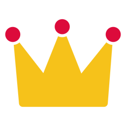 Paper cut crown