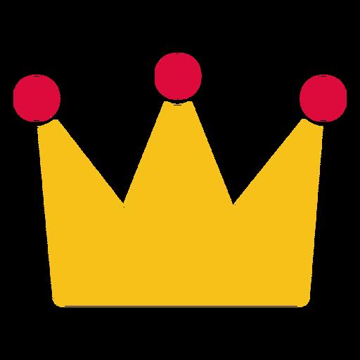 Corona de corte de papel