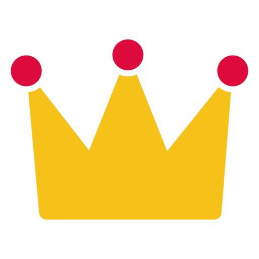 Paper cut crown