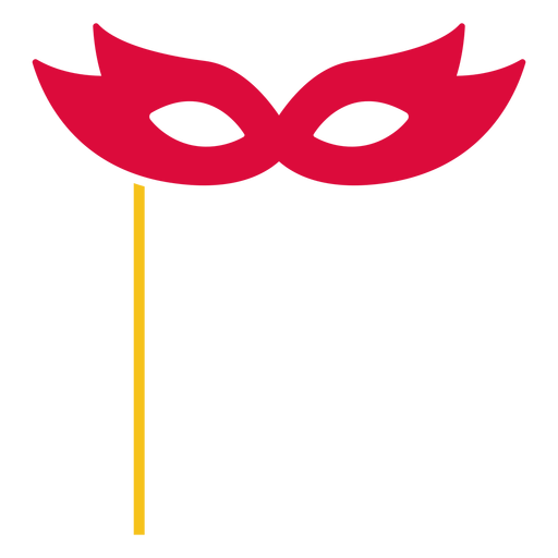 Máscara de corte de papel