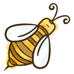 Simple honey bee