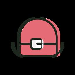 Icono de duotono de sombrero de san patricio