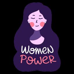 Letras de poder de mulheres