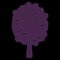 Bouquet design de vinil