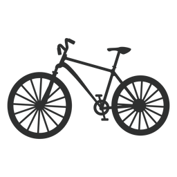 Bicicleta de hombre clásica
