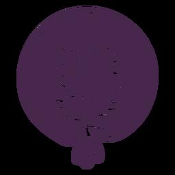 Vinil cluster buquê