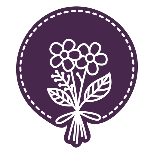 Vinilo de ramo agrupado