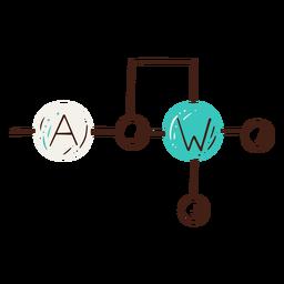 Ilustración completa del circuito