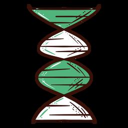 Dna diagram illustration