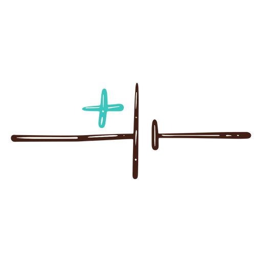 Power source symbol electric ciurcuit
