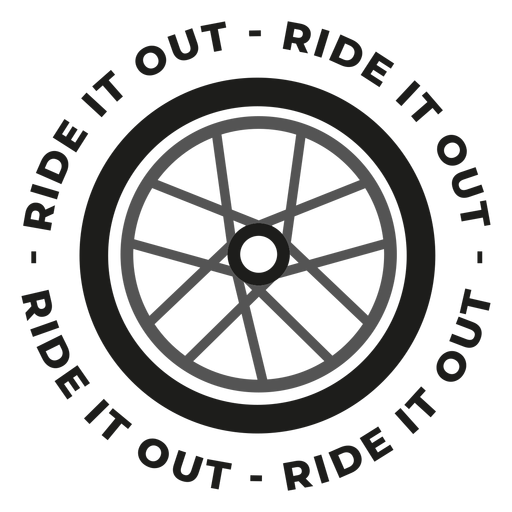 Ride it out bike quote