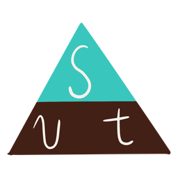 Svt formula pyramid equivalence illustration