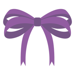 Twisted boutique bow design type flat
