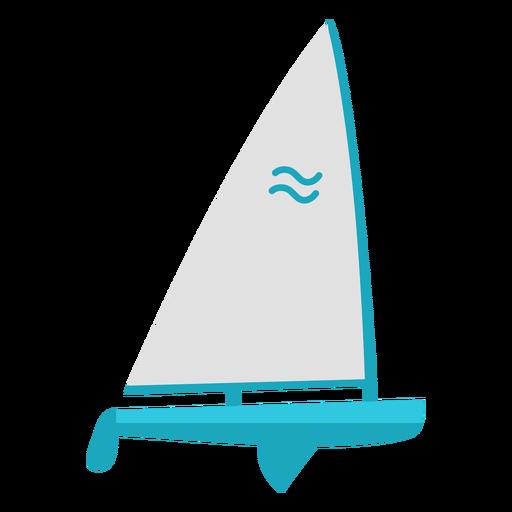 Vessel flat element Transparent PNG